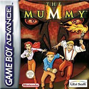 Echanger le jeu La Momie     -The Mummy- sur GBA