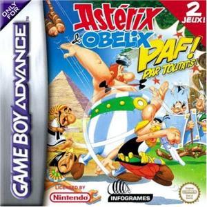 Echanger le jeu Asterix et Obelix : Paf ! Par Toutatis sur GBA