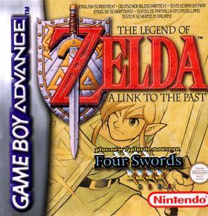 Echanger le jeu The Legend of Zelda: A Link to the Past + Four Swords sur GBA