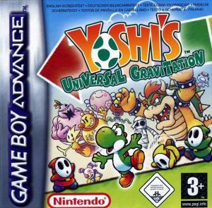 Echanger le jeu Yoshi's Universal Gravitation sur GBA