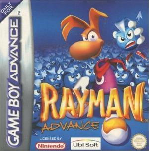 Echanger le jeu Rayman Advance sur GBA