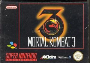 Echanger le jeu Mortal Kombat 3 sur SUPER NES