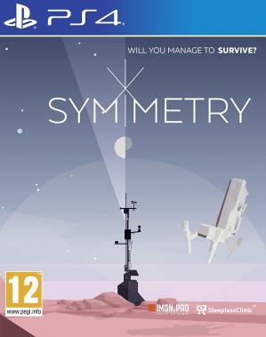 Echanger le jeu Symmetry  sur PS4