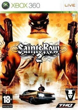 Echanger le jeu Saints Row 2 sur Xbox 360