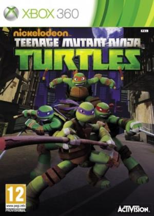 Echanger le jeu Teenage Mutant Ninja Turtles sur Xbox 360