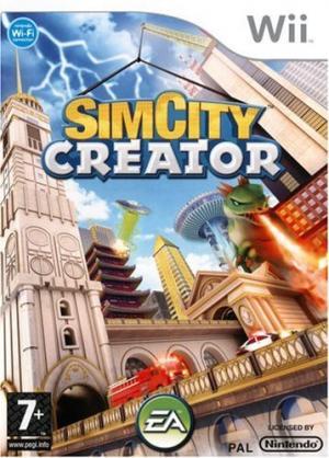 Echanger le jeu SIM CITY CREATOR sur Wii