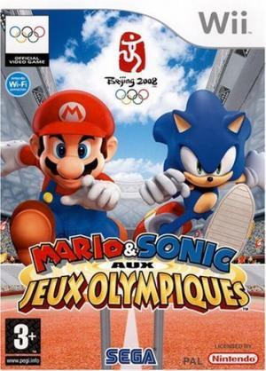 Echanger le jeu Mario & Sonic aux Jeux Olympiques de Beijing 2008 sur Wii