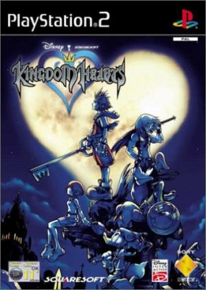 Echanger le jeu Kingdom Hearts sur PS2