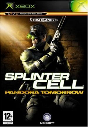 Echanger le jeu Splinter Cell : Pandora tomorrow sur XBOX