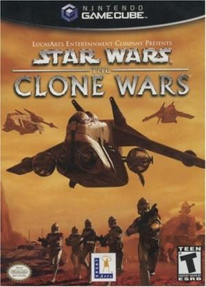 Echanger le jeu Star Wars Episode 2 : The Clone Wars sur GAMECUBE
