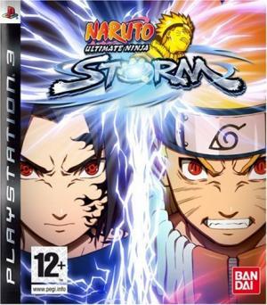 Echanger le jeu Naruto : ultimate Ninja storm sur PS3