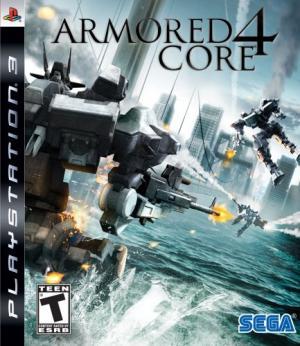 Echanger le jeu Armored Core 4  sur PS3