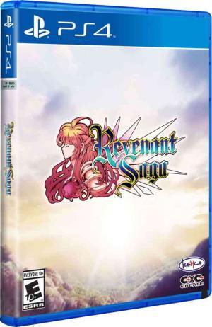 Echanger le jeu Revenant Saga  sur PS4