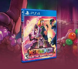 Echanger le jeu The Metronomicon  slay the dance floor  sur PS4