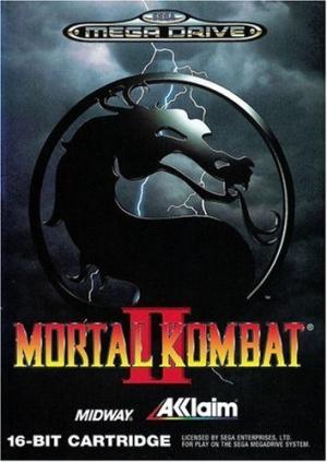 Echanger le jeu Mortal Kombat 2  sur MEGADRIVE