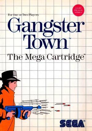 Echanger le jeu Gangster Town sur MASTER SYSTEM