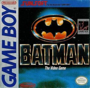 Echanger le jeu Batman sur GAMEBOY
