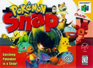 Echanger le jeu Pokemon snap sur N64