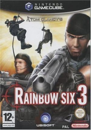 Echanger le jeu Rainbow Six 3 sur GAMECUBE