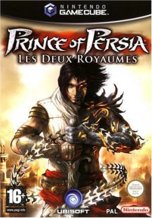 Echanger le jeu Prince of Persia 3 Les deux Royaumes  sur GAMECUBE