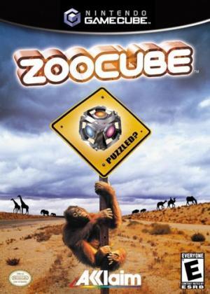 Echanger le jeu Zoo cube  sur GAMECUBE