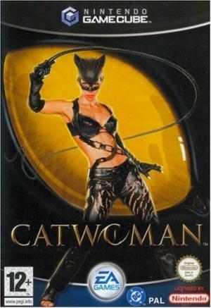 Echanger le jeu Catwoman sur GAMECUBE