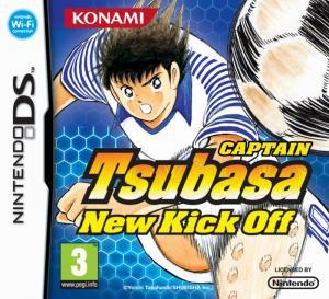 Echanger le jeu Captain Tsubasa, New Kick Off sur Ds
