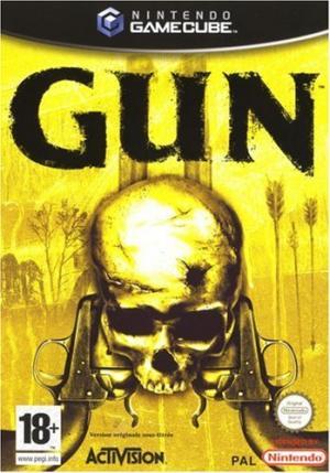 Echanger le jeu Gun sur GAMECUBE