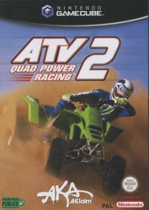 Echanger le jeu ATV 2 : Quad Power Racing sur GAMECUBE