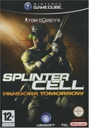 Echanger le jeu Splinter Cell : Pandora Tomorrow  sur GAMECUBE