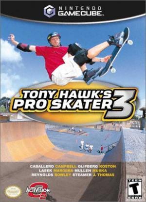 Echanger le jeu Tony Hawk's Pro Skater 3 sur GAMECUBE