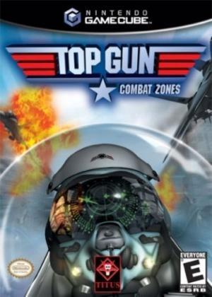 Echanger le jeu Top Gun : Combat Zones sur GAMECUBE
