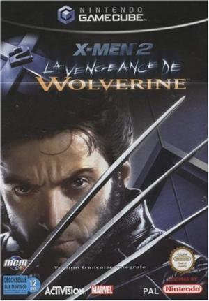Echanger le jeu X-Men 2 : La vengeance de Wolverine sur GAMECUBE