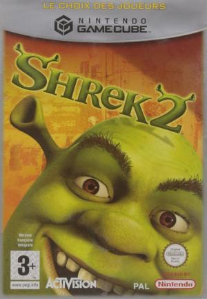 Echanger le jeu Shrek 2 sur GAMECUBE