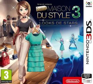 Echanger le jeu La Nouvelle Maison du Style 3: Looks de Stars sur 3DS