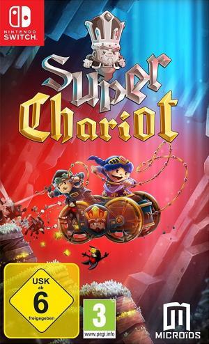 Echanger le jeu Super Chariot sur Switch