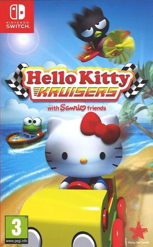 Echanger le jeu Hello Kitty Kruisers sur Switch