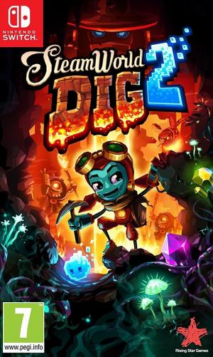 Echanger le jeu SteamWorld Dig 2 sur Switch