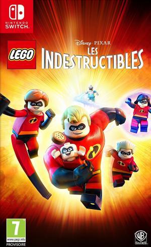 Echanger le jeu Lego les Indestructibles sur Switch