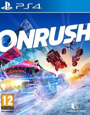 Echanger le jeu OnRush sur PS4