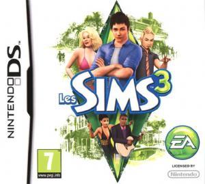 Echanger le jeu Les Sims 3 sur Ds