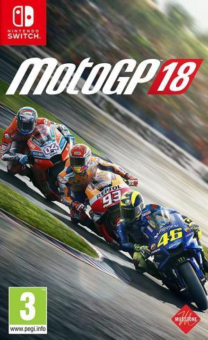 Echanger le jeu MotoGP 18 sur Switch
