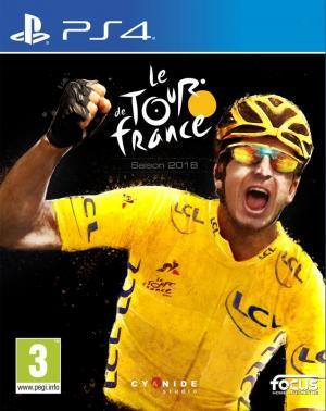 Echanger le jeu Tour de France 2018 sur PS4