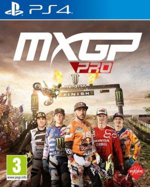 Echanger le jeu MXGP Pro sur PS4