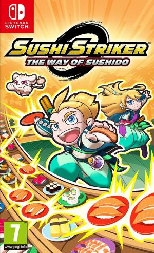 Echanger le jeu Sushi Striker : The Way of Sushido sur Switch