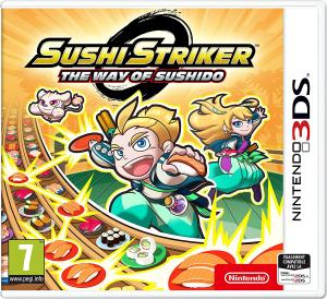 Echanger le jeu Sushi Striker : The Way of Sushido sur 3DS