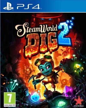 Echanger le jeu SteamWorld Dig 2 sur PS4