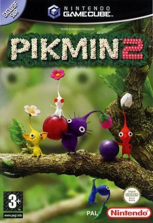 Echanger le jeu Pikmin 2 sur GAMECUBE