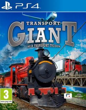Echanger le jeu Transport Giant  sur PS4