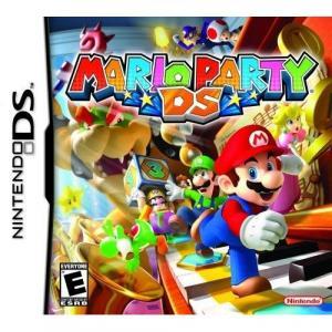 Echanger le jeu Mario Party sur Ds